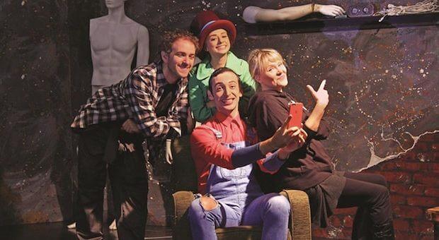 Chiara Noschese Teatro
